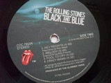 The Rolling Stones Black and Blue vinyl