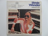 Stevie Wonder Greatest hits zadní strana