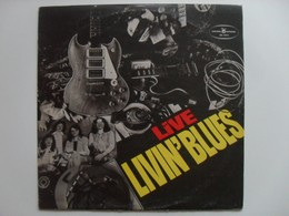 Livin' Blues ‎Live LP
