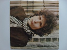 Bob Dylan Blonde On Blonde 2 LP