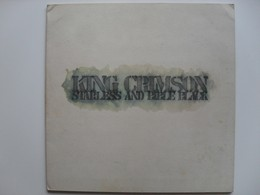 King Crimson Starless And Bible Black LP