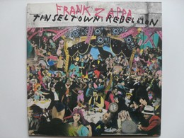 Frank Zappa Tin seltown rebellion 2 LP