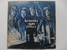 Blue Effect Meditace LP 1970