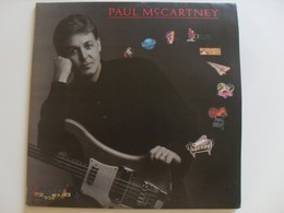 Paul McCartney All The Best 2 LP