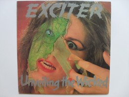 Exciter Unveiling The Wicked LP