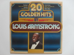 Louis Armstrong 20 Golden Hits LP