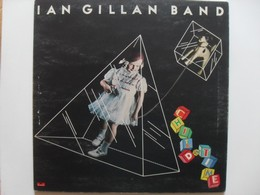 Ian Gillan Band (Deep Purple) LP