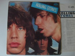 The Rolling Stones Black and Blue LP