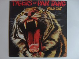 Tygers of Pan Tang Wild Cat LP