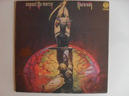 Nazareth Expect No mercy LP