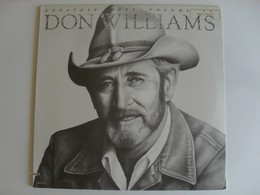 Don Williams Greatest hits LP