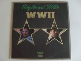 Waylon and Willie WW II LP