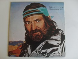 Willie Nelson Always On My Mind LP