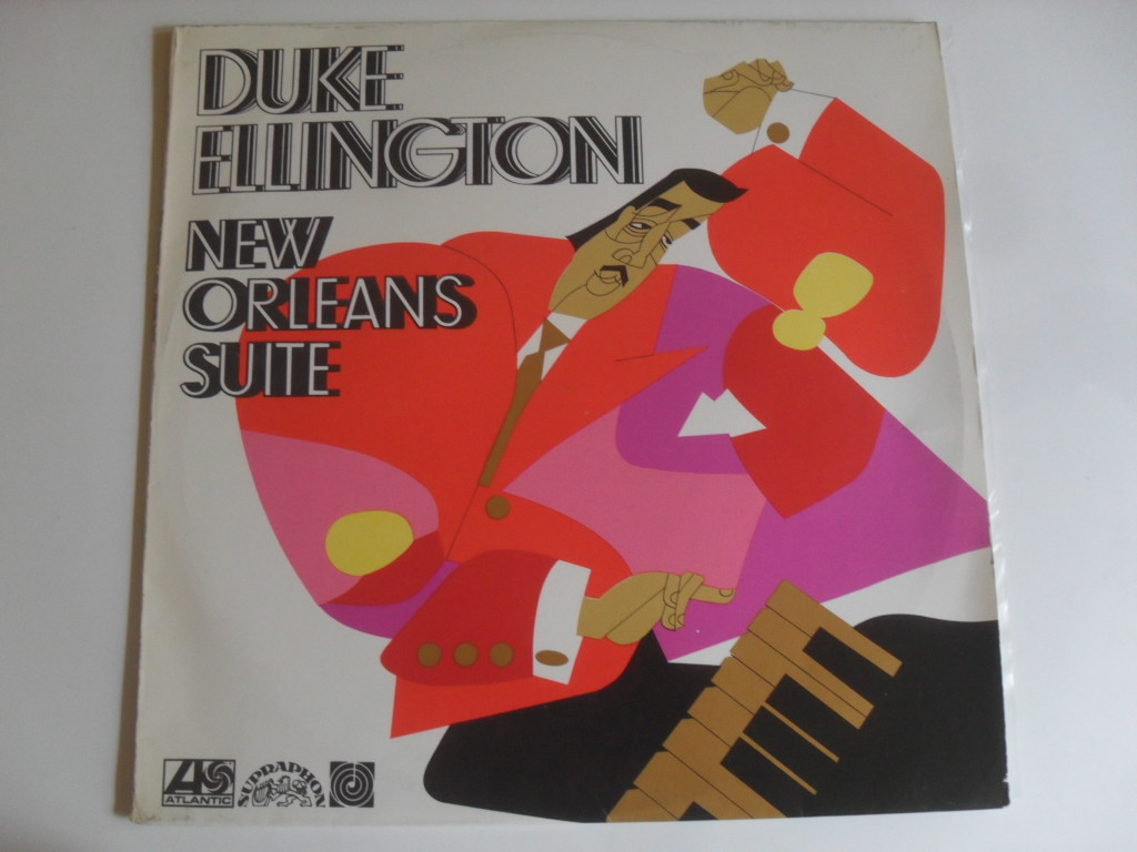 Duke Ellington New Orleans suite LP