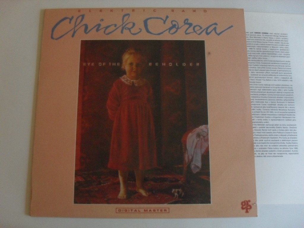 Chick Corea Eye of The Beholder LP