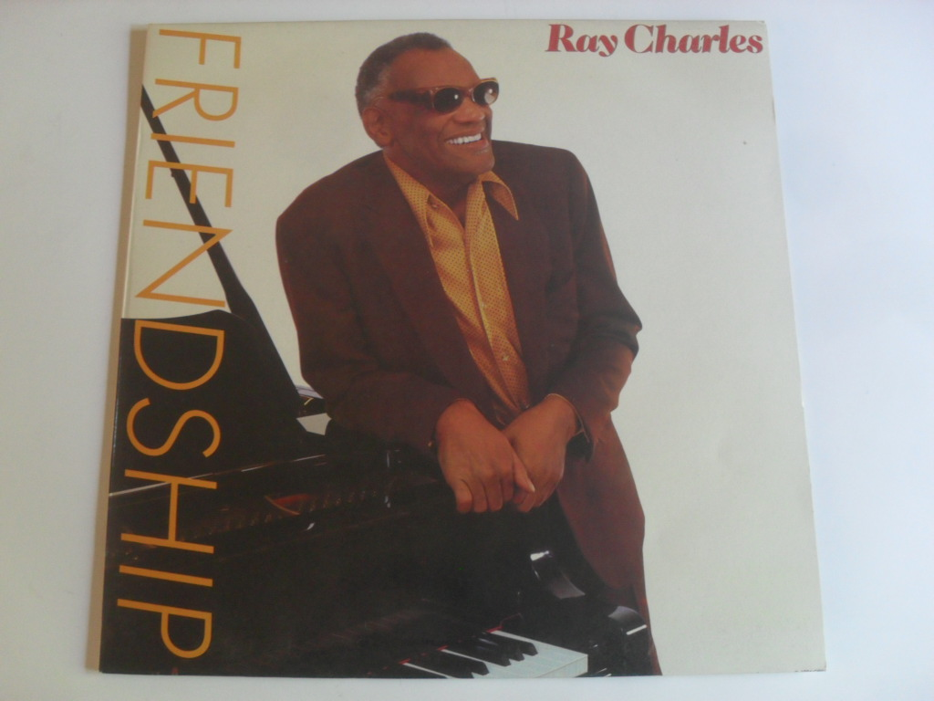 Ray Charles Friendship LP