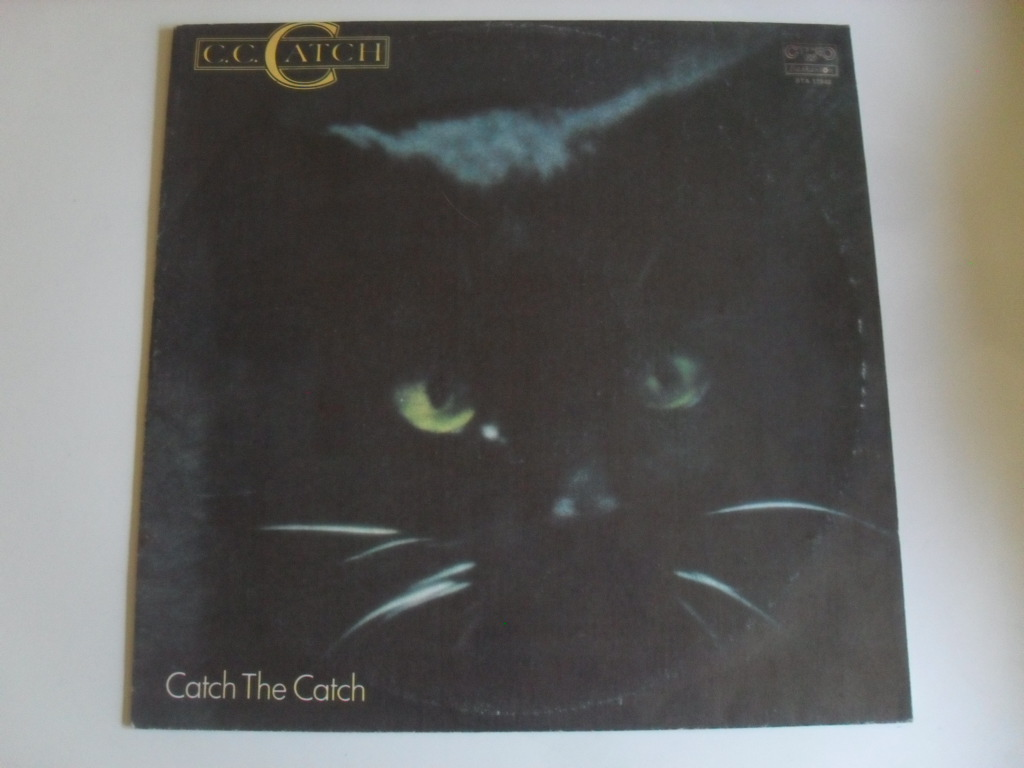 C. C. Catch Catch the Catch LP