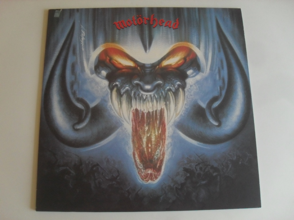 Motorhead Rock 'N' Roll LP