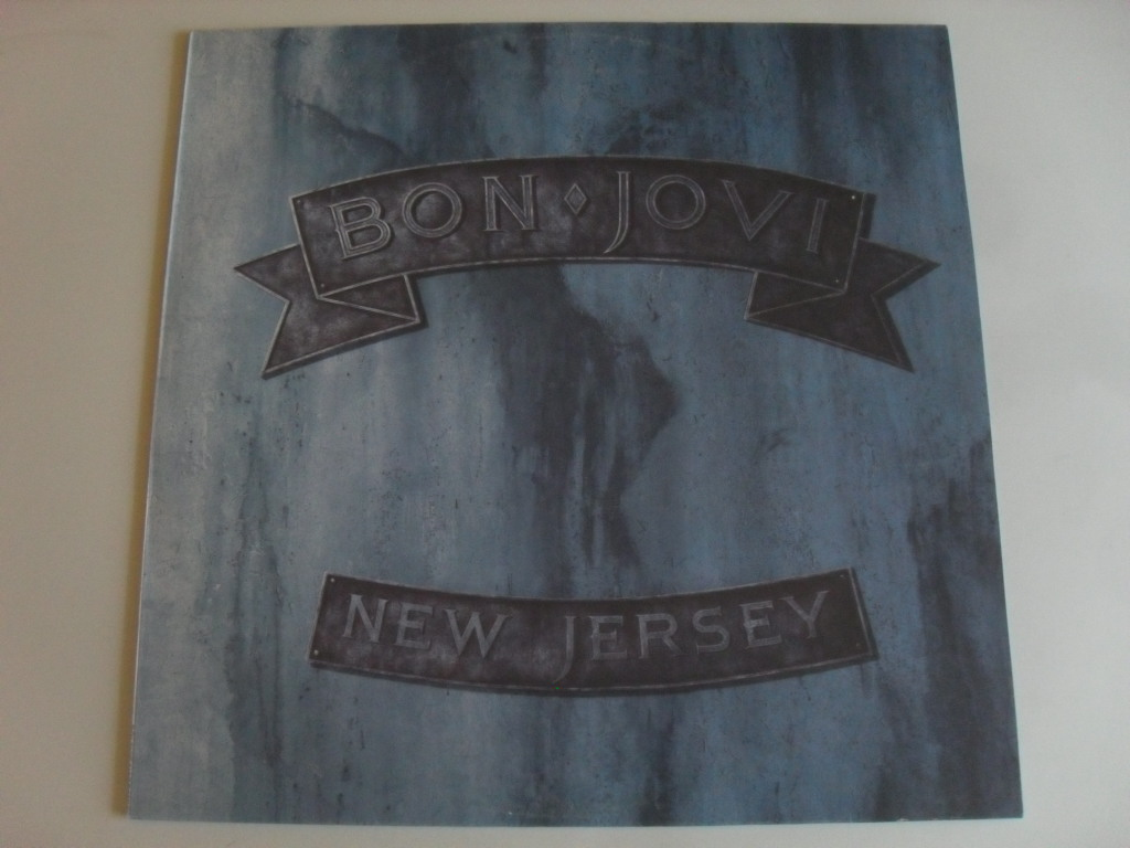 Bon Jovi - New Jersey LP