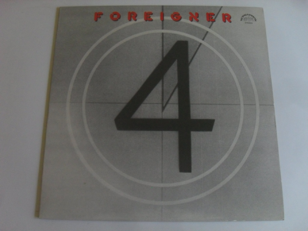 Foreigner 4 LP