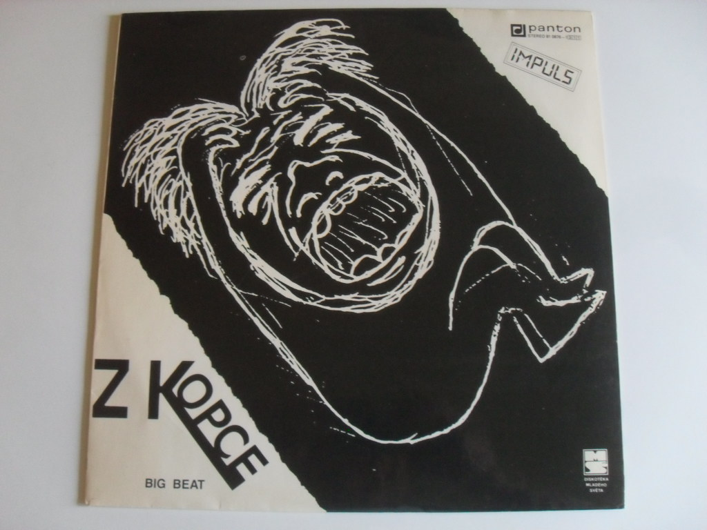 Z Kopce Big Beat LP