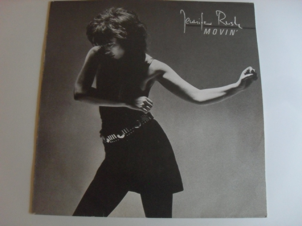Jennifer Rush Movin' LP