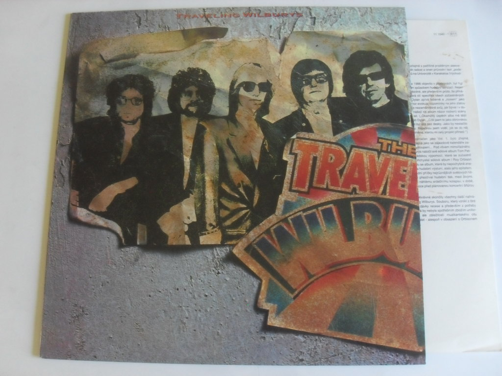 Traveling Wilburys ‎– Volume One LP