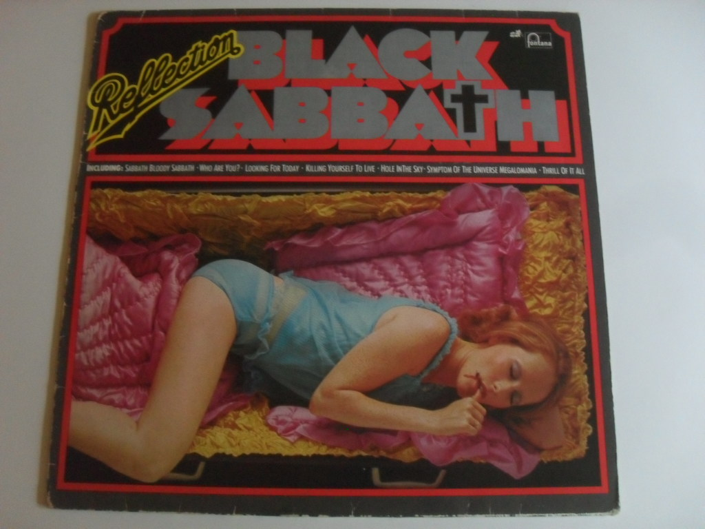 Black Sabbath Reflection LP