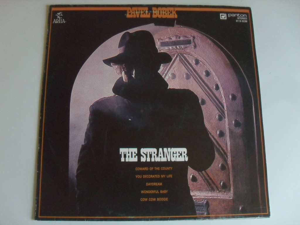 Pavel Bobek The Stranger LP