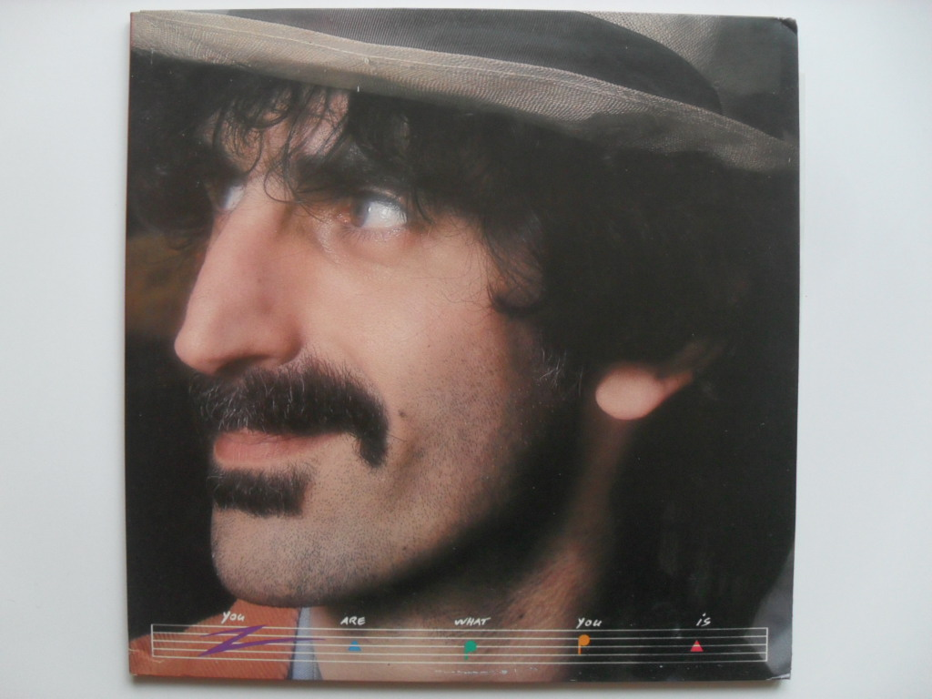 Frank Zappa You Are What You Is 2 LP