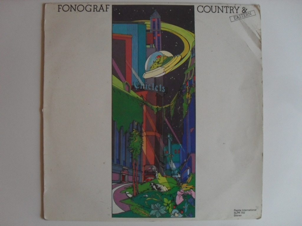 Fonográf Country & Eastern LP