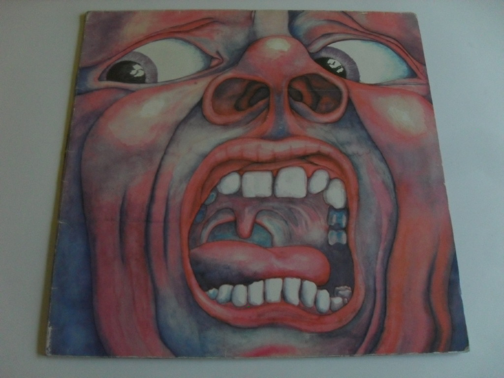 King Crimson ‎In The Court Of The Crimson LP
