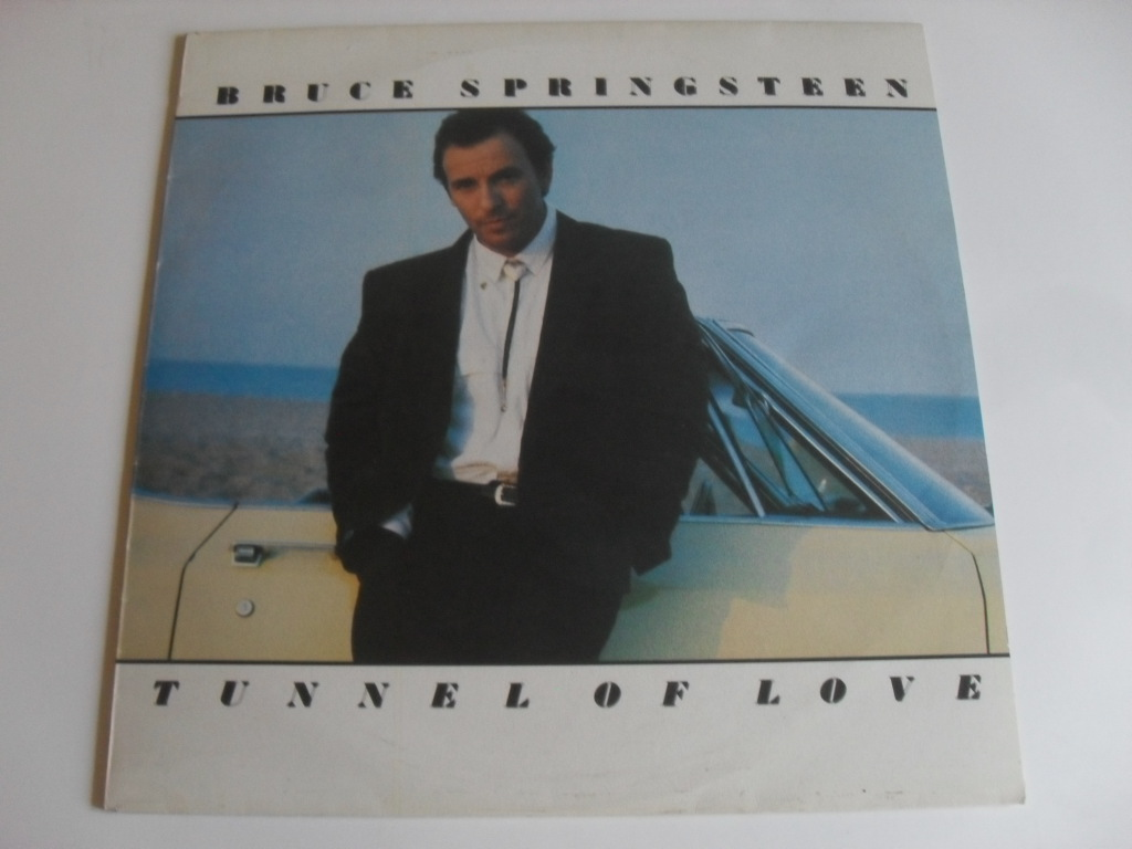 Bruce Springsteen Tunnel of love LP