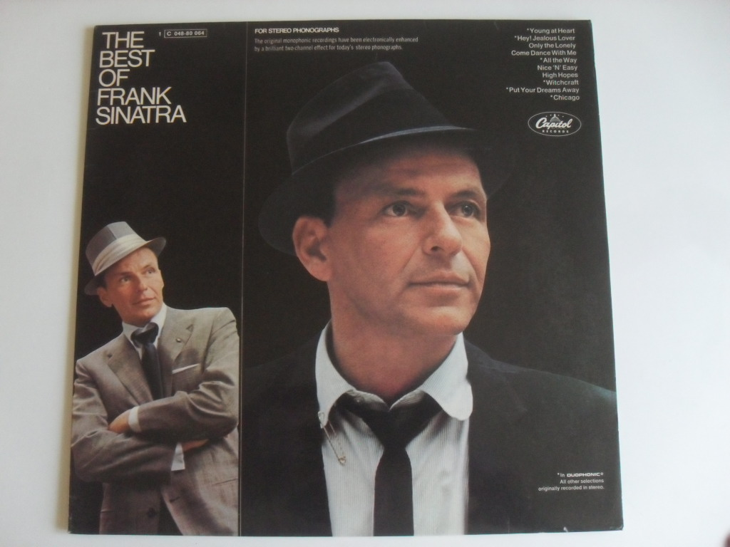 Frank Sinatra The Best Of LP