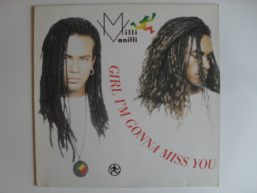 Milli Vanilli Girl im gonna miss you LP