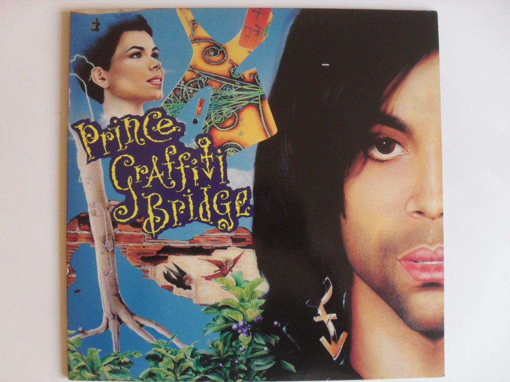 Prince Graffiti Bridge 2 LP