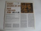 Duke Ellington New Orleans suite LP zadní strana
