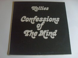 Hollies Confessions of The Mind LP