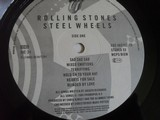 The Rolling Stones - Steel Wheels LP vinyl