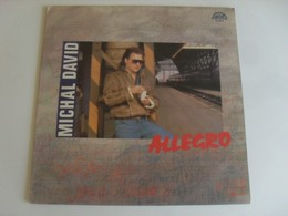 Michal David Allegro LP