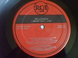 Helloween I Want Out LP vinyl