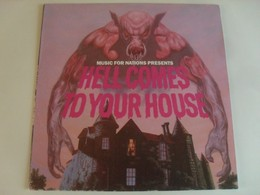 Hell Comes to Your House (Manowar,Metallica..) LP