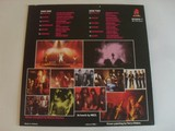 Hell Comes to Your House (Manowar,Metallica..) LP zadní strana