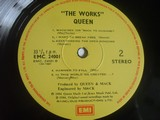 Queen - The Works LP vinyl