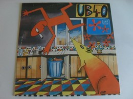 UB 40 - Rat In The Kitchen LP