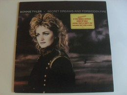 Bonnie Tyler Secret Dreams and Forbidden fire LP