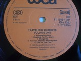 Traveling Wilburys ‎– Volume One LP vinyl