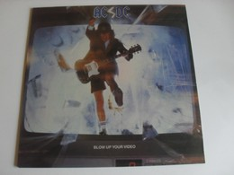 AC / DC Blow Up Your Video LP