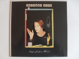 Suzanne Vega Days of open hand LP