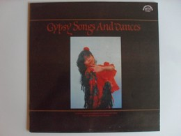 Gypsy Songs And Dances LP